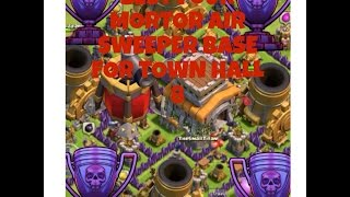 BEST TH 8 WAR / DEFENSE BASE 4 MORTARS AND AIR SWEEPER JULY 2015