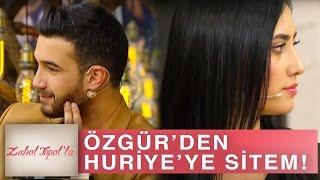 Zuhal Topal'la 158. Bölüm (HD) | Özgür'den Huriye'ye Veryansın...