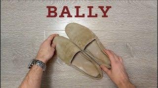 Эспадрильи Bally. Лучшая обувь на лето Pt.1