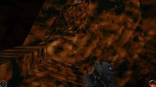 Star Wars Jedi Knight: Mysteries of the Sith - (Level 2) Asteroid Crust