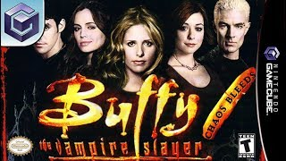 Longplay of Buffy the Vampire Slayer: Chaos Bleeds
