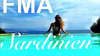 Follow Me Around Sardinien, Italien! Europäische Karibik