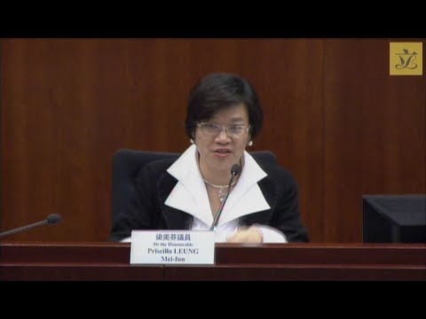 Panel on Administration of Justice and Legal Services (2017/07/18)