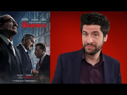 The Irishman - Movie Review  Martin Scor