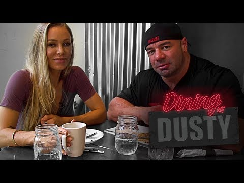 MUTANT - Dining With Dusty Vegan Edition - With Nicole Aniston at E.A.T Marketplace, Temecula CA