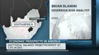 Economic Prospects in Angola
