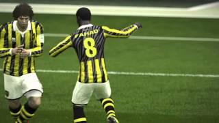 FIFA 15 Crown Prince Cup Al Hilal vs Al Ittihad Halbzeit 1 2017 Video