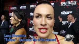 Whedonopolis at Spartacus Premiere - Luna Rioumina - Belesa