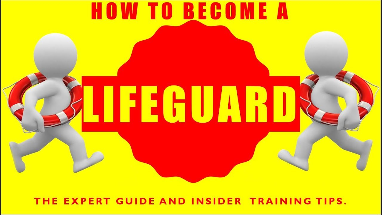 Lifeguard Training Tips How To Become A Lifeguard Youtube