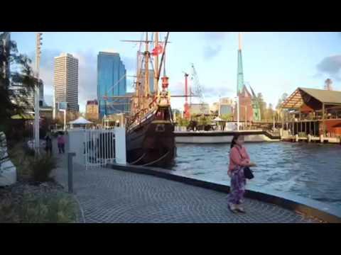 Beautiful city of Perth Australia