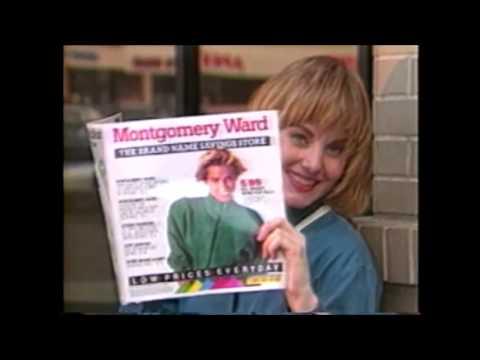Montgomery Ward Your Brand Name Savings Store Jingle 1989