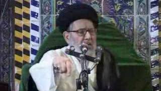 Ayatollah Qazwini Lecture After The Assassination Attempt