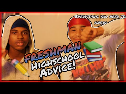 FRESHMAN HIGHSCHOOL ADVICE 📚✏️| Everything You Need To Know| 10 Tips For Kids Coming to Highschool