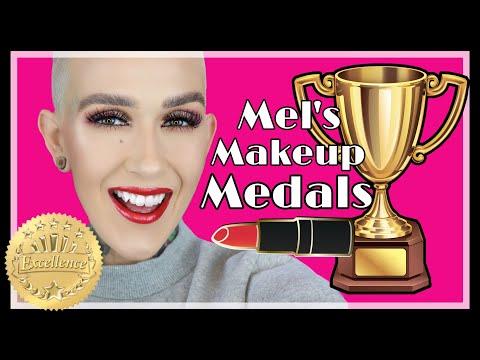 MEL'S MAKEUP MEDALS: Brand Awards