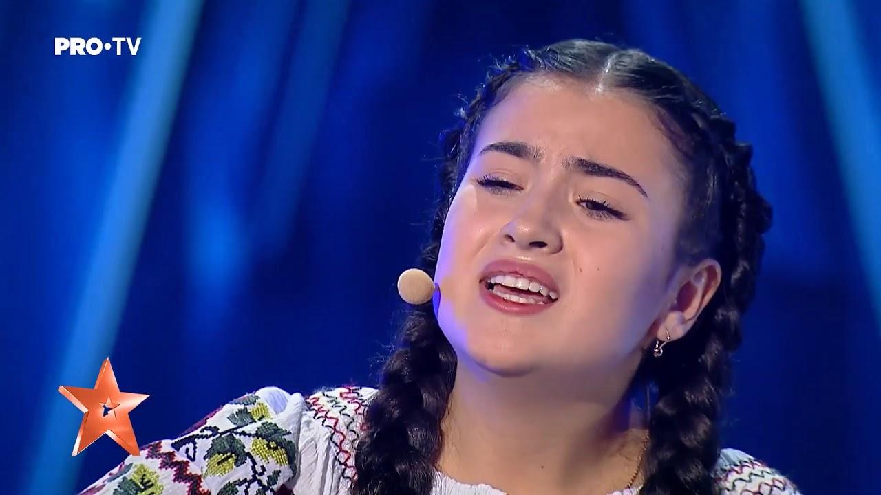 Românii Au Talent 2020 - Daniela Pleşca