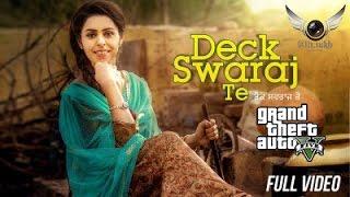 Deck Swaraj Te | Jenny Johal | feat. Jordan Sandhu | Bunty Bains | GTA5 Version | Latest Punjabi Son