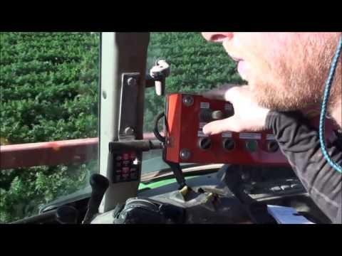 APH Group Field equipment: Dewulf P3K