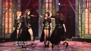 Kpop girl group 4MINUTE Live HD http://www.4min.co.kr/ http://www.y...