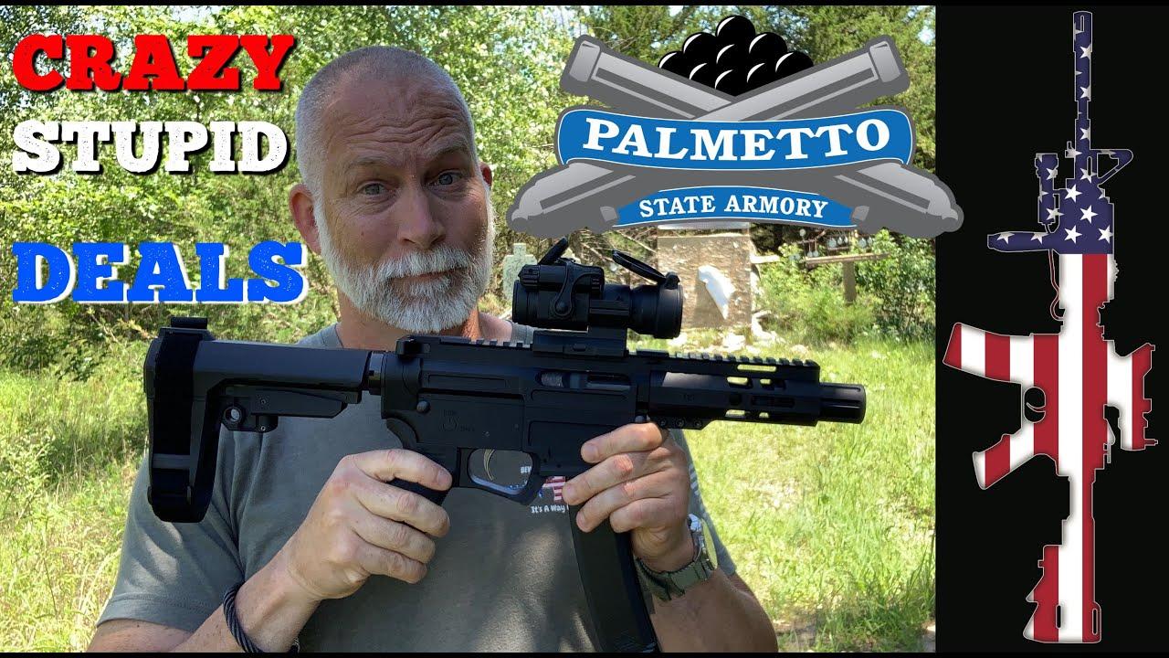 PSA Firearms CRAZY, STUPID, DEALS!