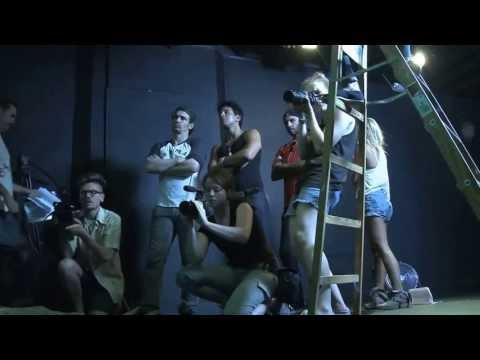 INTERIOR. LEATHER BAR (Trailer)