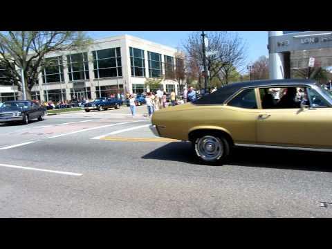 Classic Cars Easter Parade Garden City, NY