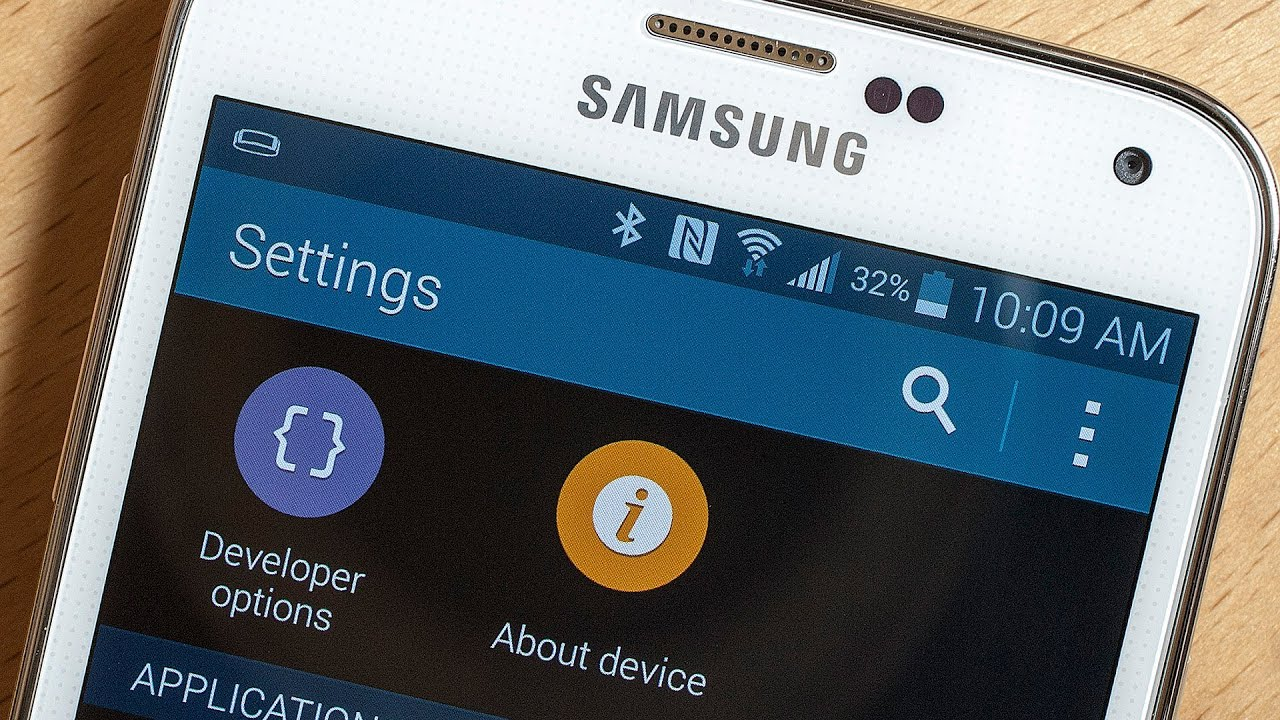 How to enable Samsung Galaxy S5 developer options | Android Central