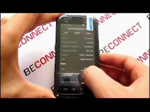 Видео обзор противоударного смартфона Land Rover A9+