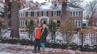 Home Alone Movie House Tour 2019