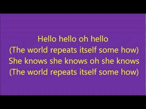 Eskimo Joe - From The Sea (Lyrics) *HD*