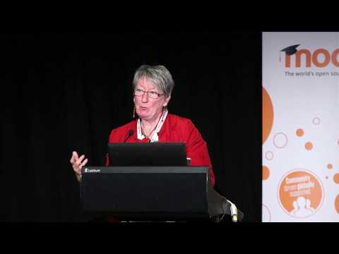 Rebirthing ANU Medical School's Online Learning Space I Jill Lyall at MoodleMoot Australia 2016