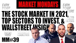 THE STOCK MARKET IN 2021, TOP SECTORS TO INVEST, & WALLSTREET INSIGHT FEAT. JOSH BROWN