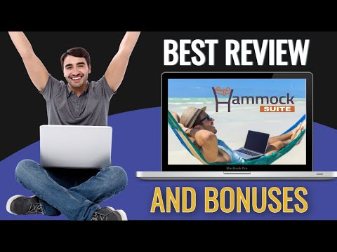 Best Hammock Suite Review and Bonuses (Affiliate Marketing Training)