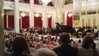 видео: Mozart 23 concerto, Oleg Vainshtein Олег Вайнштейн