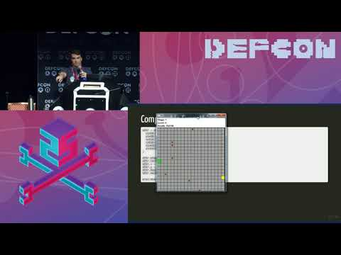 DEF CON 25 - Nick Cano - XenoScan  Scanning Memory Like a Boss