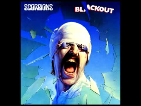 Scorpions- Blackout (Remastered 2001)