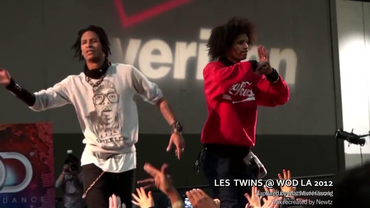 Download LES TWINS - World of Dance LA 2012 - FULL MIX