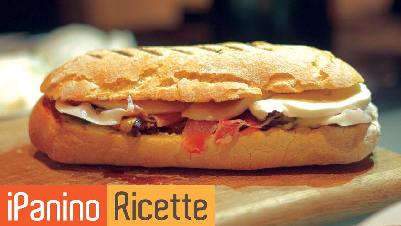 Amato iPanino Ricette - Panino Trombone - YouTube EQ07