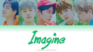 Cix (씨아이엑스) - 'imagine' easy lyrics   indo sub