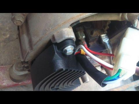 Reparación Generador portatil Powermate  AVR