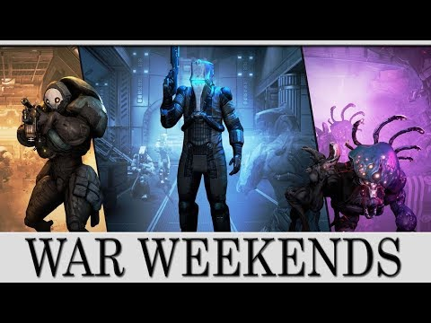 Warframe - War Weekends - War On Grineer thumbnail