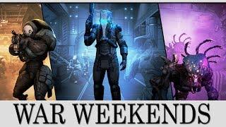 Warframe - War Weekends - War On Grineer