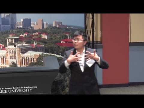 Pingfeng Yu - Rice University 90 Second Thesis Competition