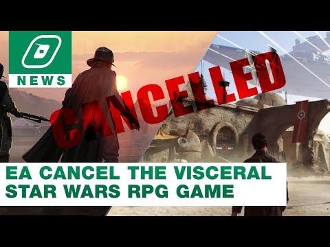 EA Cancel Visceral's Star Wars RPG Game | SYLO News