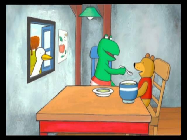 Kikker & Vriendjes - Kikker vindt een vriendje