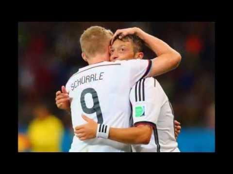 Germany vs Algeria Highlights Fifa World Cup 2014