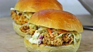 The Ultimate Fried Chicken Sandwich - Chris De La Rosa