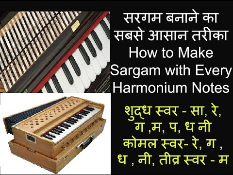 Harmonium 110 - Intro to Sargam | Bhakti Breakfast Club