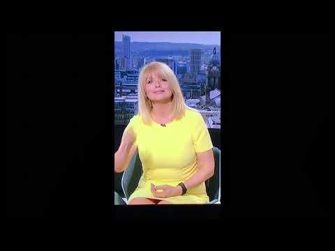 Christine Talbot looking soooo gorgeous sexy milf itv calendar