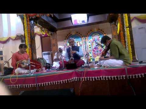 Harivarasanam through sax Janardan