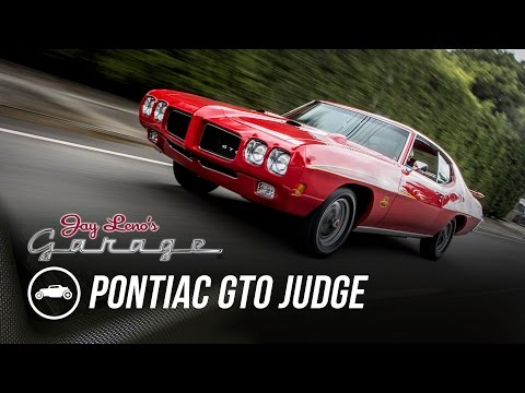 1970 Pontiac GTO Judge – Jay Leno's Garage